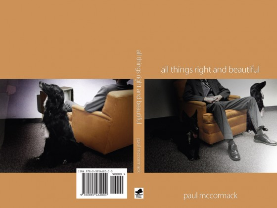 All Things Right and Beautiful (book cover)