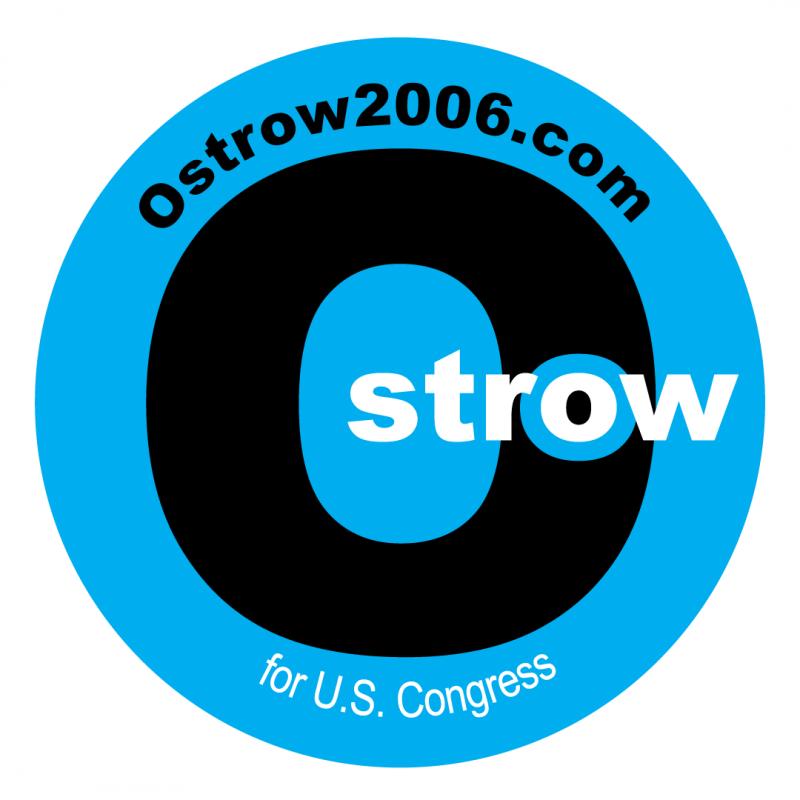 Ostrow-BumperSticker-round