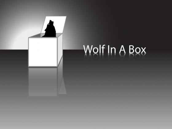Wolfinabox logo