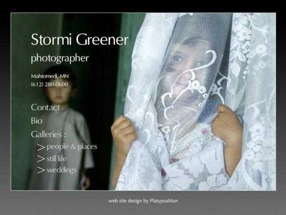 Stormi Greener