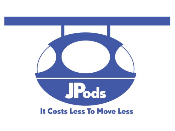 JPods logo