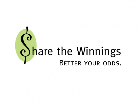 Share The Winnings logo