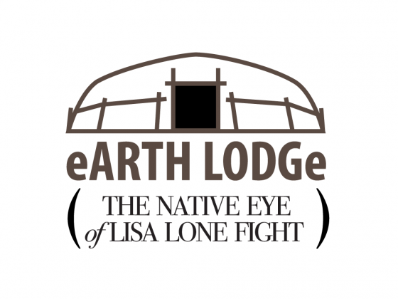 Earth Lodge logo