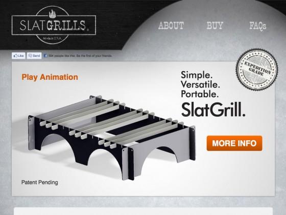 Slat Grills