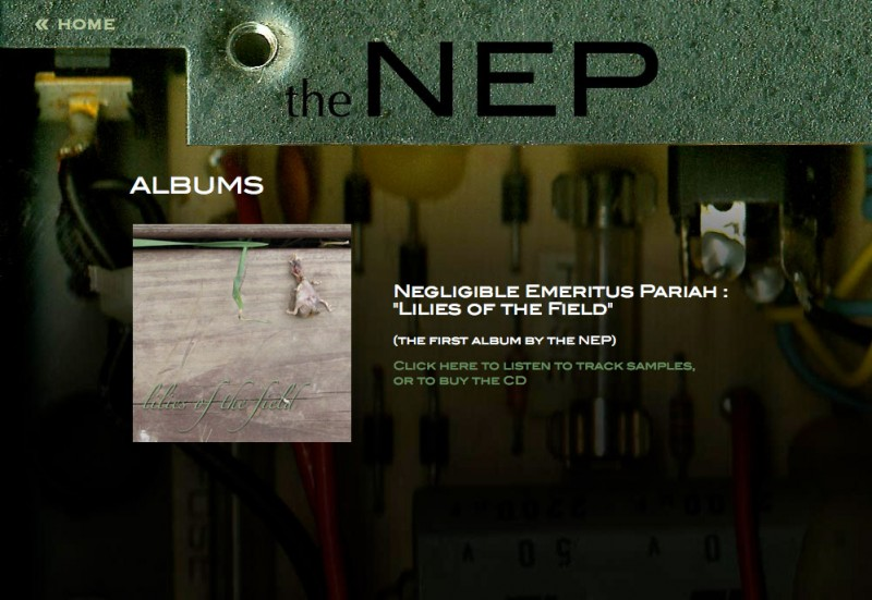 nep-albums