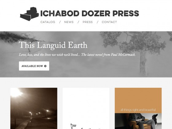 Ichabod Dozer Press