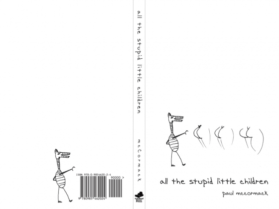 All the Stupid Little Children (book cover)
