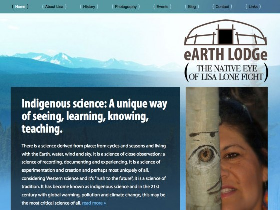 Earth Lodge