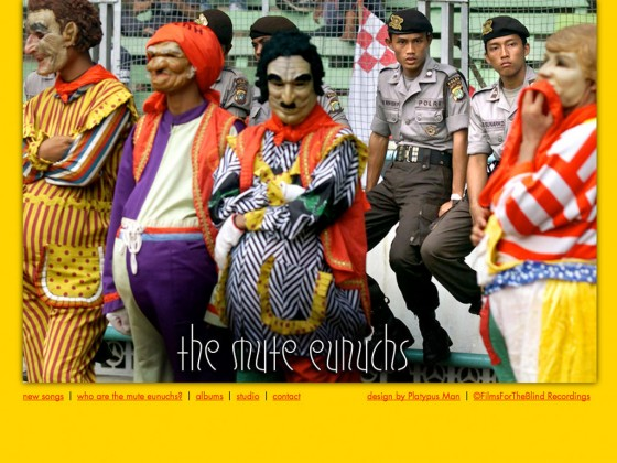The Mute Eunuchs