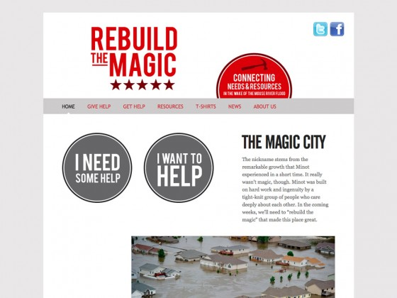 Rebuild The Magic