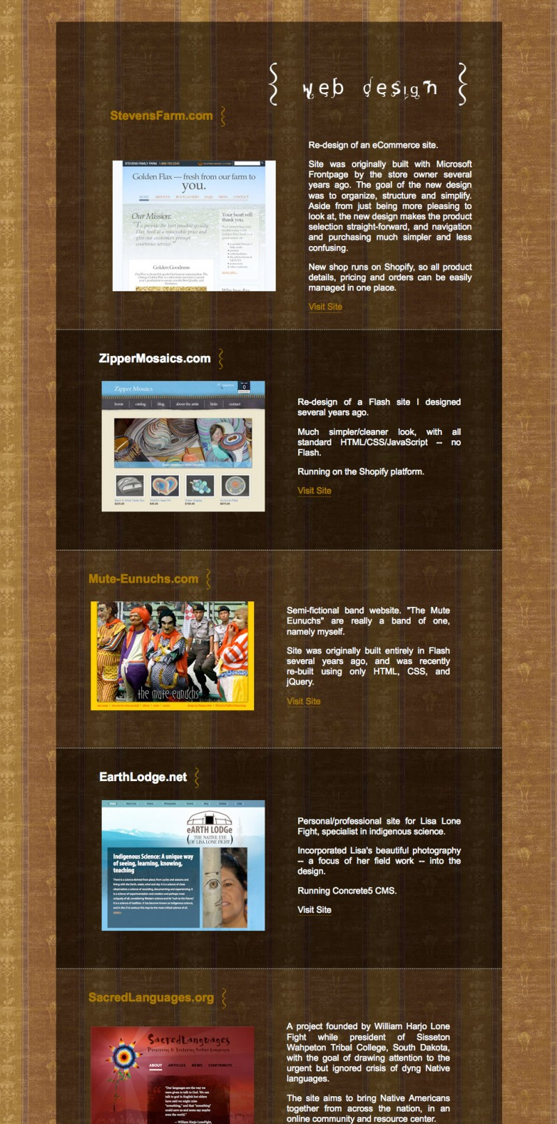 platypusman-html-web-design