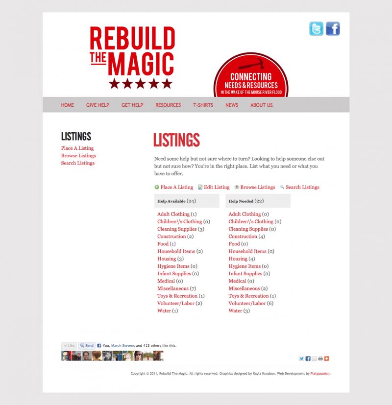 rebuildthemagic-listings