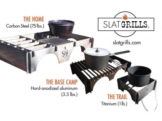 Slat Grills (print material)